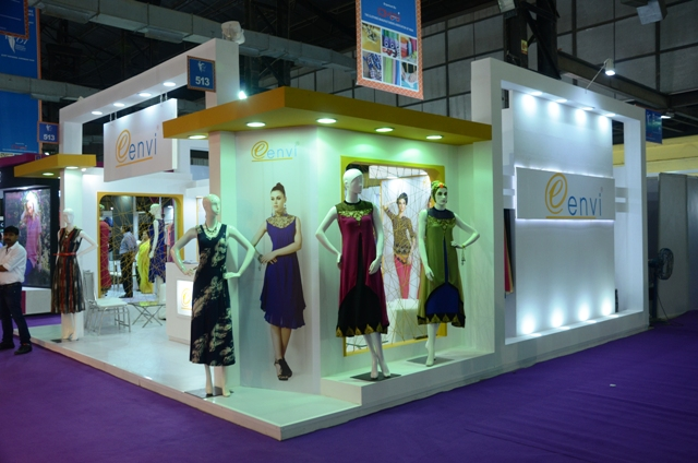Exhibition Stall Designer Job In : Cmai national garment fair ngf exhibition stall designer