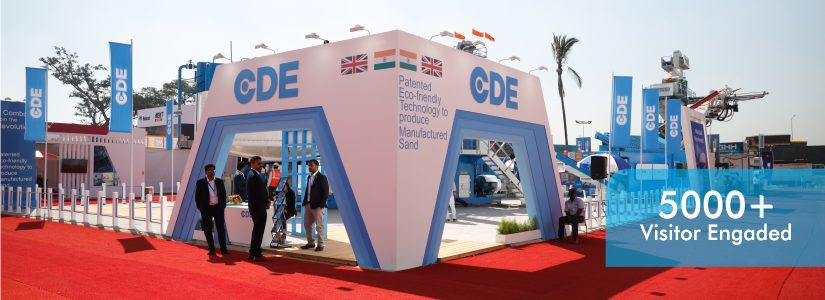 How we engaged 5000+ visitors with our exhibit at Excon India (Project Video Inserted)