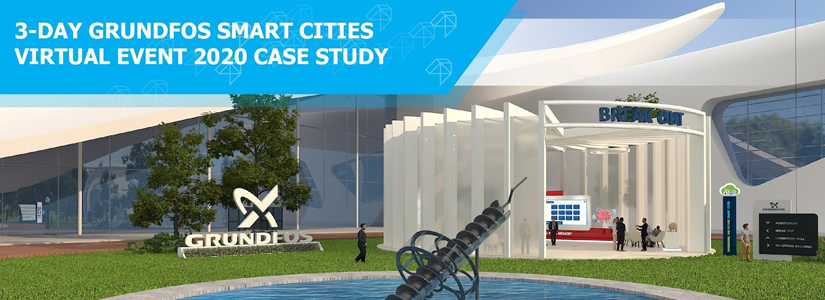 3-Day Grundfos Smart Cities Virtual Event 2020 Case Study