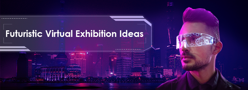 Futuristic virtual exhibition ideas for manufacturing and engineering companies