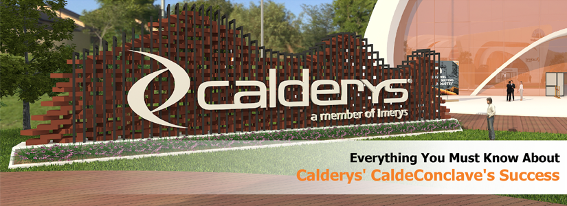 Everything You Must Know About Calderys' CaldeConclave's Success