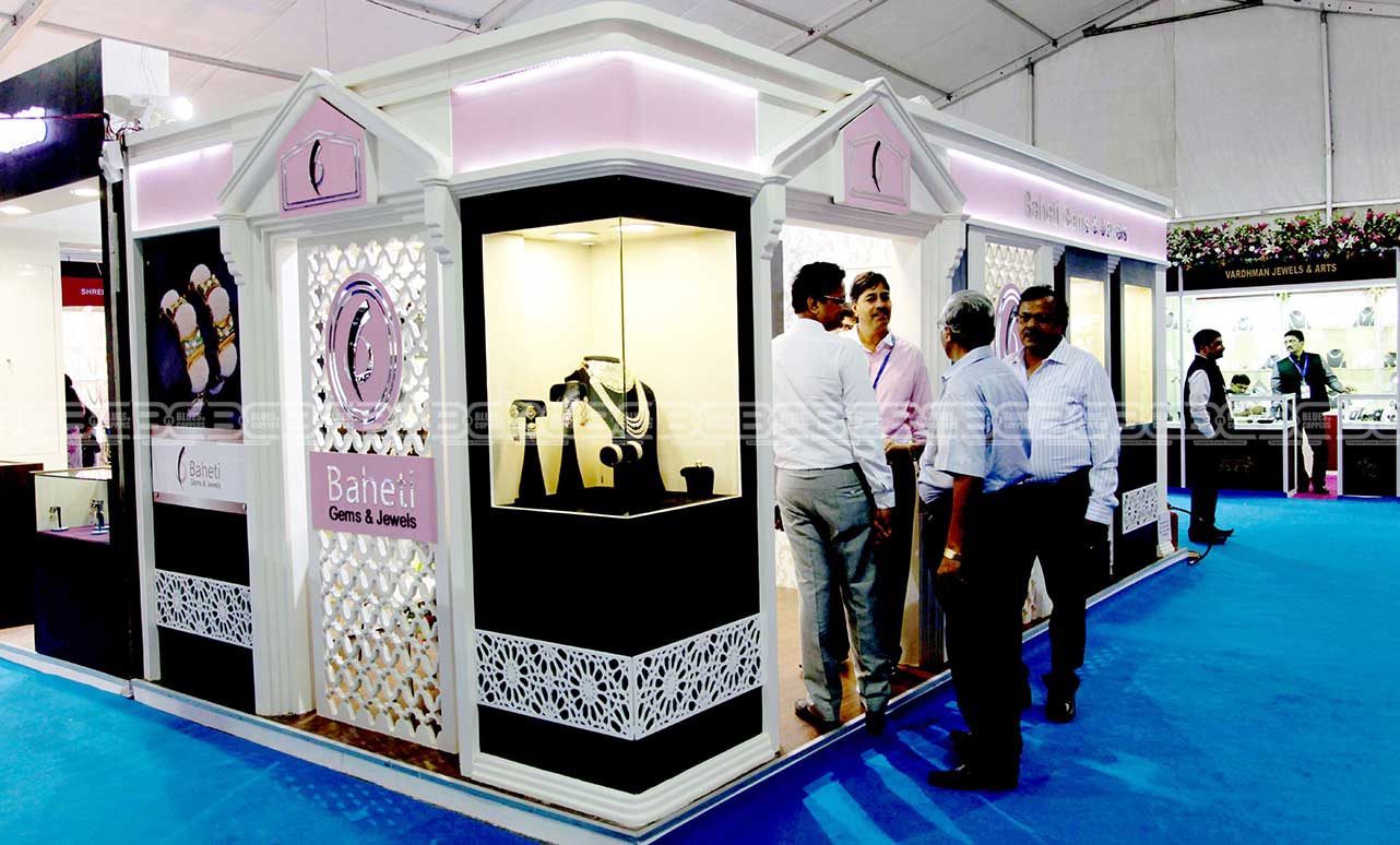 exhibition stand builder Ahmedabad India