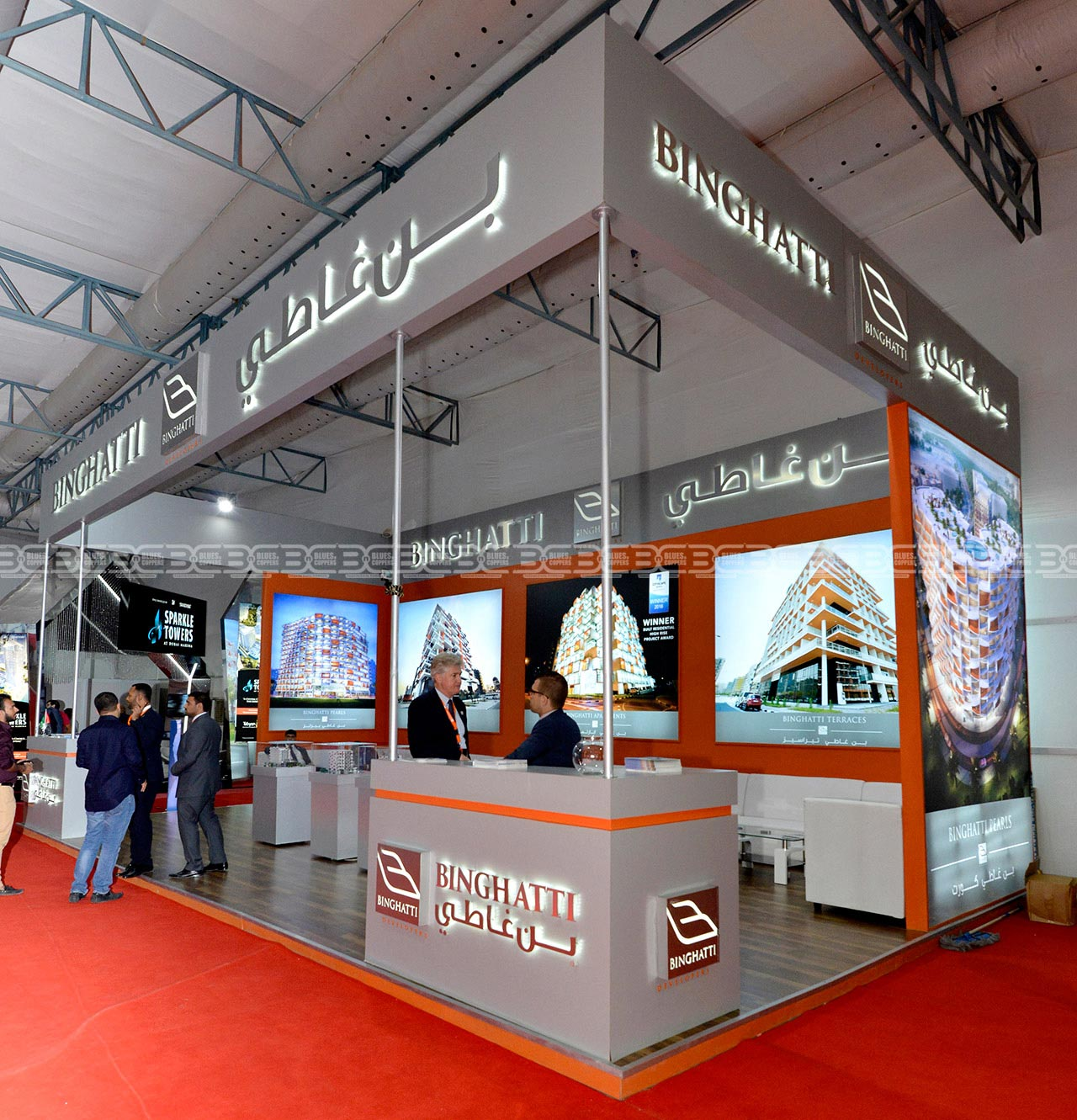 Custom Booth Fabrication and Design India
