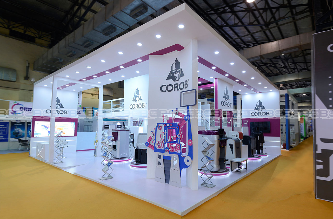 Best Stall Design Company India