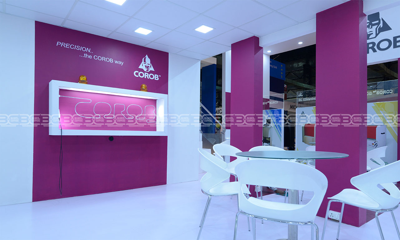Exhibition Stand Design & Production services in India