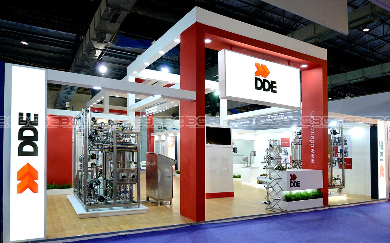 Exhibition Stall Designer For Pharma Comapanies Mumbai India