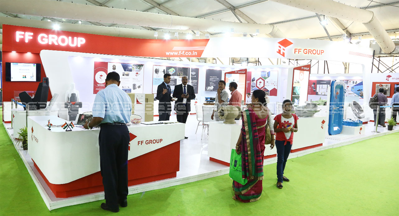 Custom Exhibit Design and Build Company India