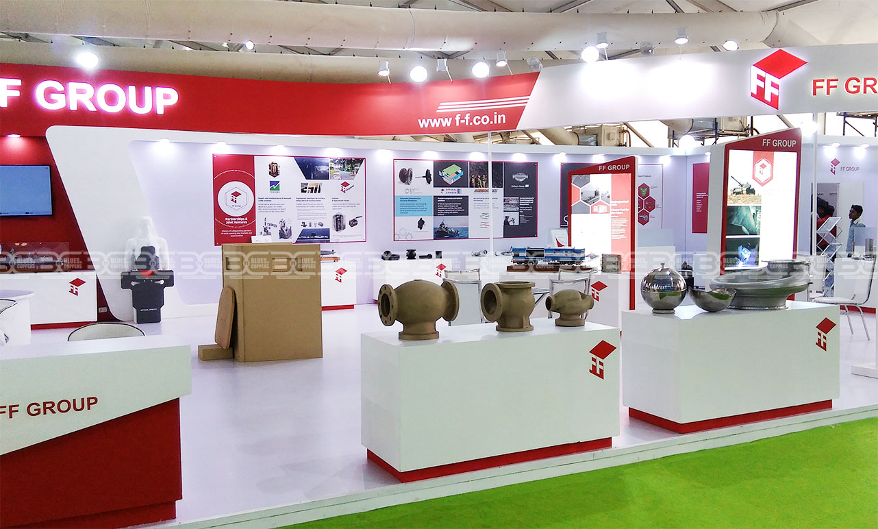 B2B Engagement Exhibition Stalls Company India