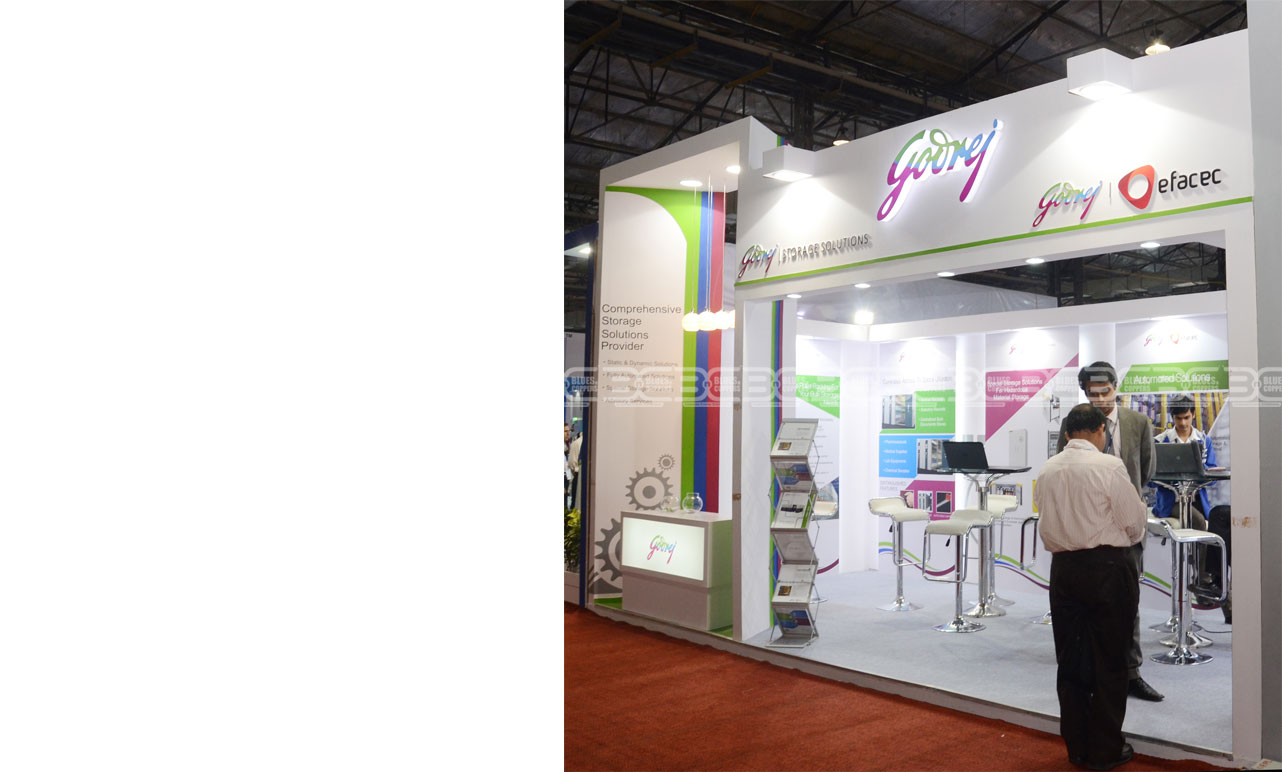 Stand Design and Build Expos India
