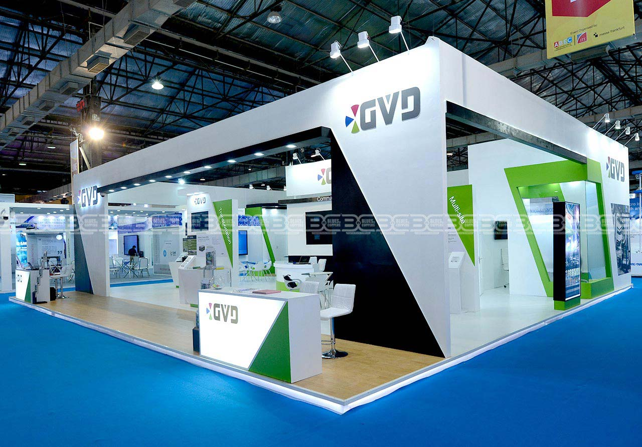 Exhibition Booth Design Company Mumbai India