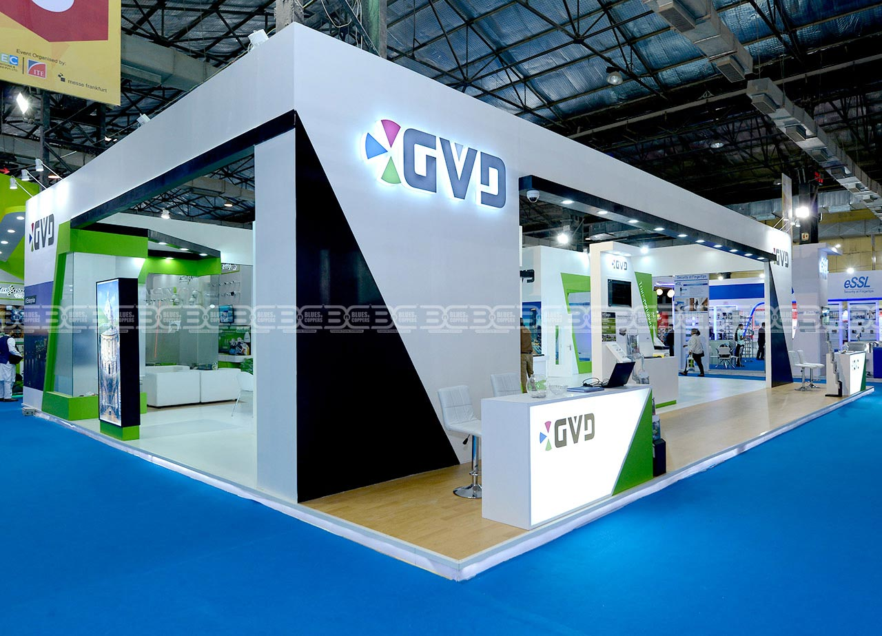 Exhibition Stand Design Company Mumbai India