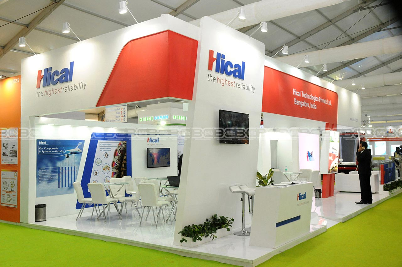 Exhibition Stand Designer, Builder & Contractor in India
