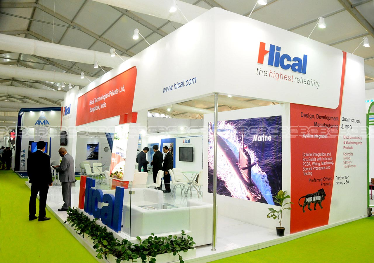 Stall Construction, Exhibition Booth Builder, Designers, Contractors India
