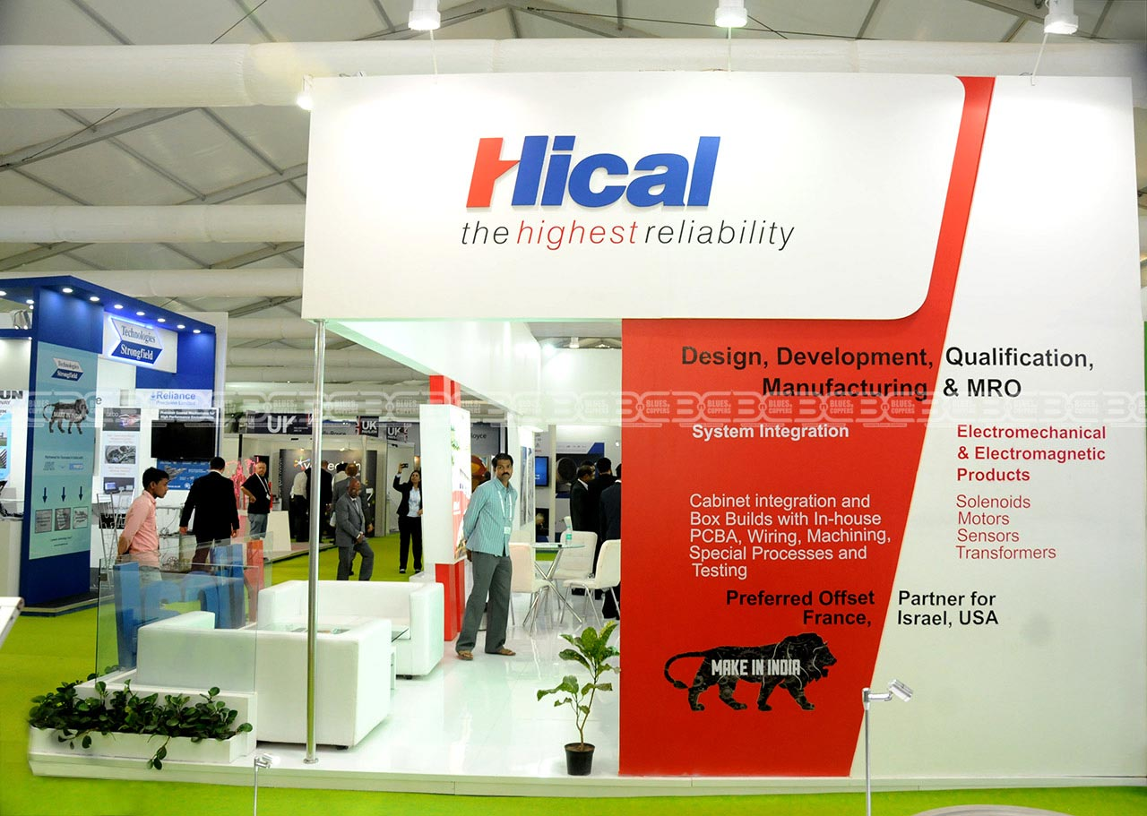 Exhibition Booth Design Company in India