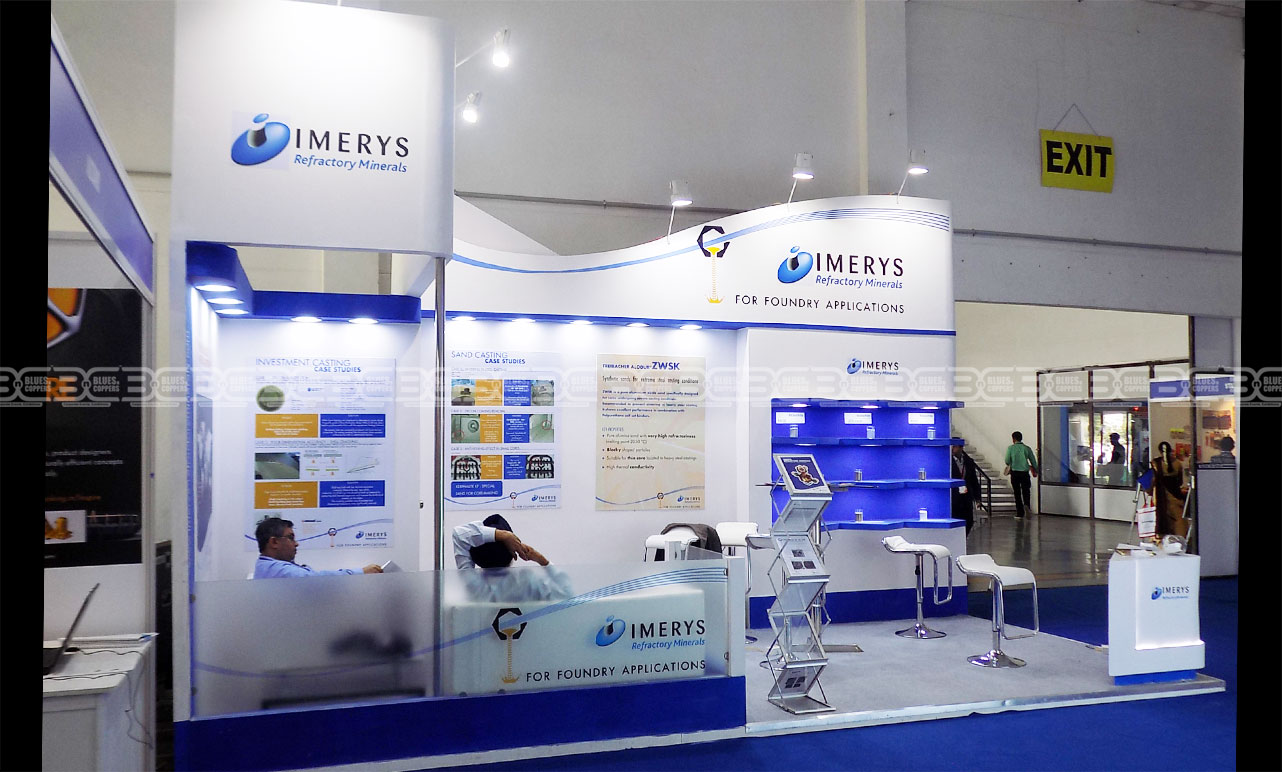 Official Stall Contractor Bangalore International Exhibition Centre