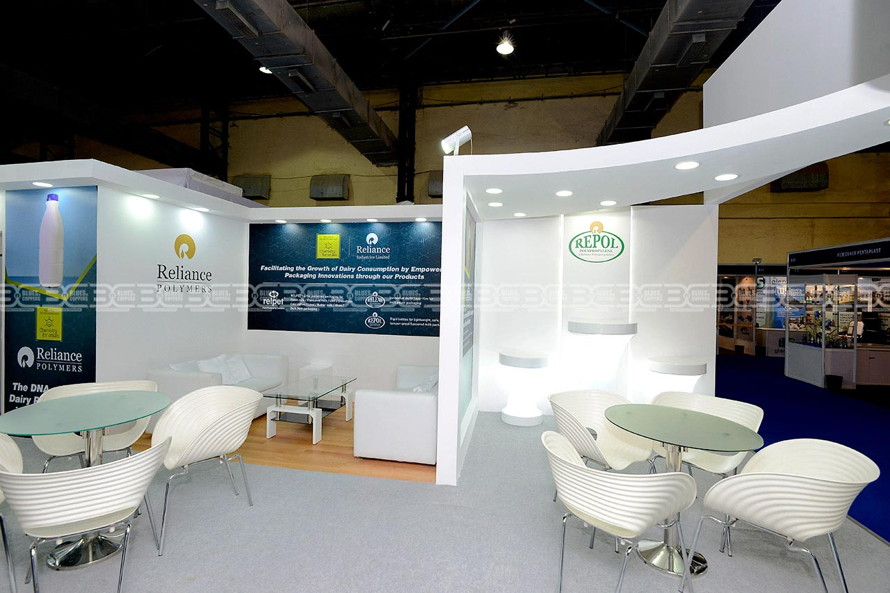 Booth Fabrication for Exhibition Mumbai India