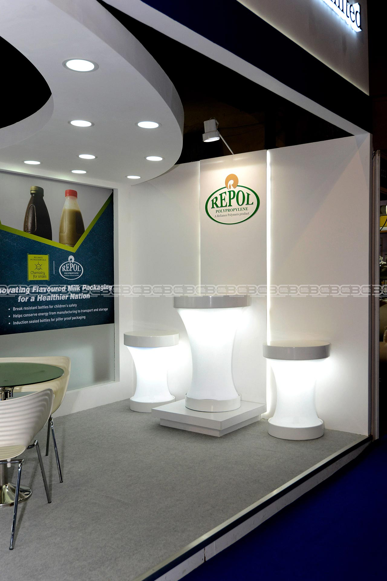 Award Winning Exhibition Stall Design Mumbai India