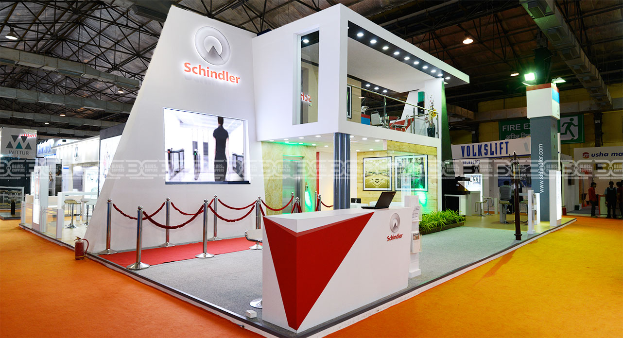 Leading specialist in Exhibition Stall designer Mumbai India