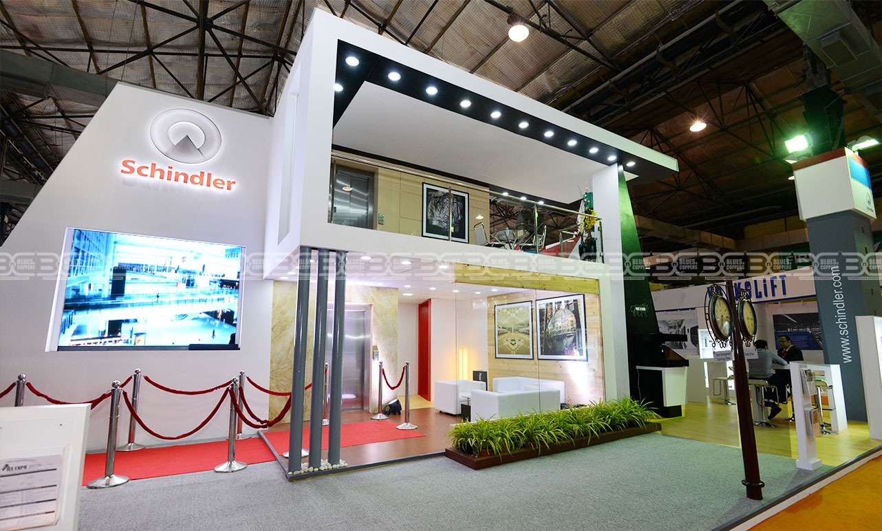 Trade show Stand design Mumbai India