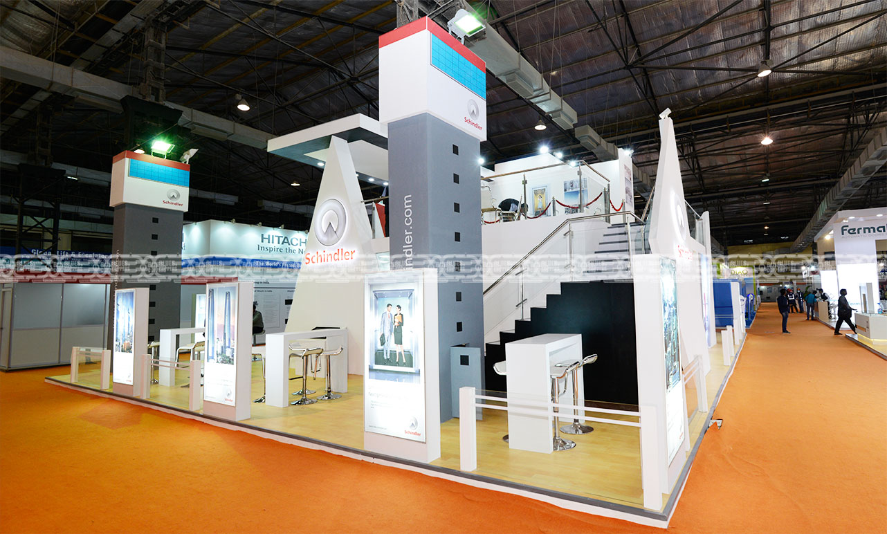 Exhibition fabrication & execution New Delhi India