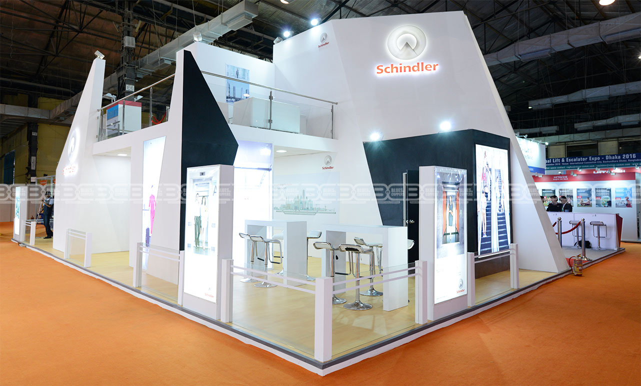 Direct stand builder for expo booths India