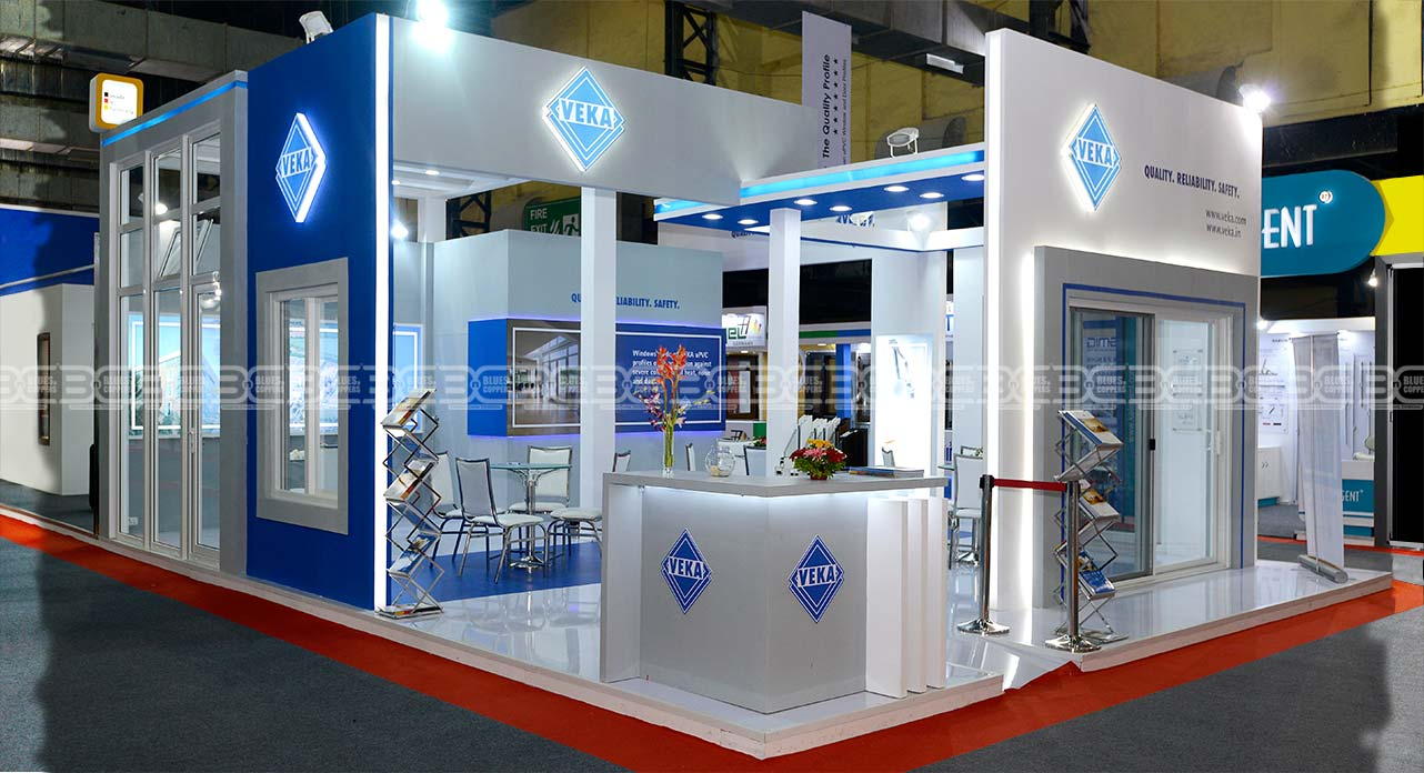 Booth Design and Build Bombay Exhibition Centre Mumbai India