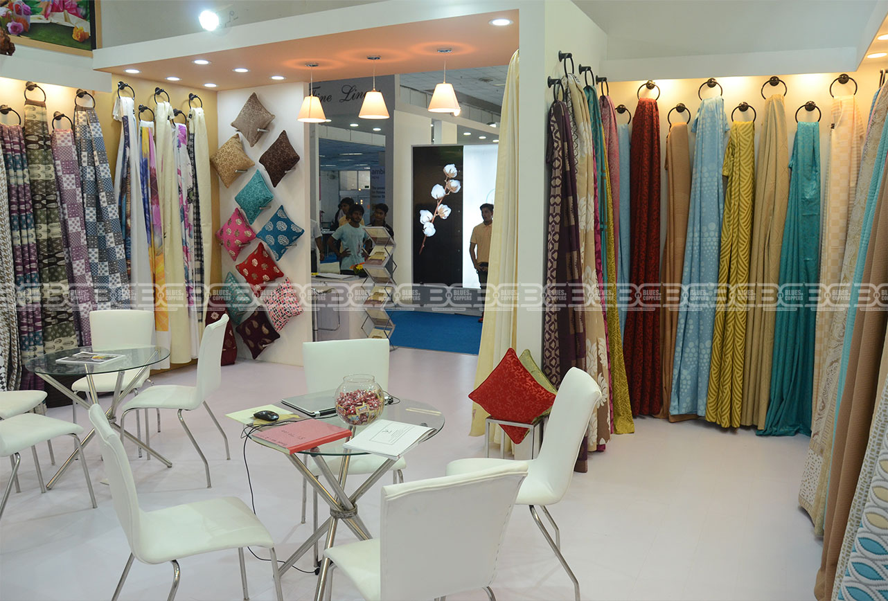 Custom Built Exhibition Stand Acetech India
