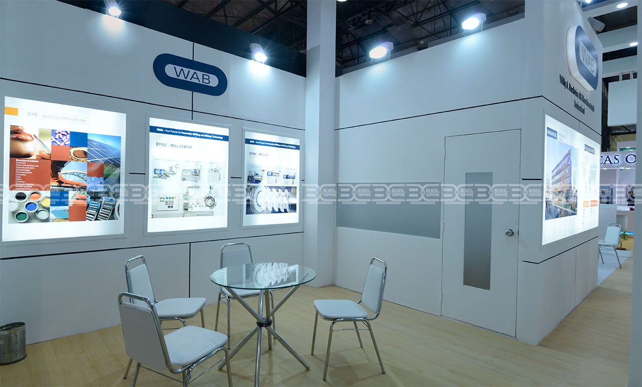Exhibition stand builder Bangalore India